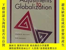 二手書博民逛書店原版罕見Domestic Adjustments to Glob