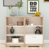 廚房置物架落地省空間多層收納架儲物柜碗柜經濟型架家用廚房柜子-享家生活館 IGO