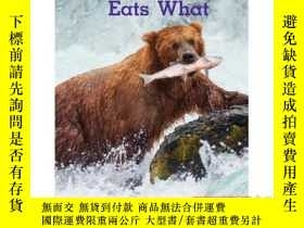 二手書博民逛書店What罕見Eats WhatY346464 Katie Pet