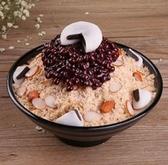 【協貿國際】韓國仿真年糕紅豆冰沙刨冰磨俱仿真食品模
