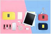 韓 防震包 旅行 收納包 化妝包 手拿包 手機包 3C收納 充電器 數據線 收納 大號