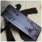 訂做創意中國風檀木紅木書簽套裝訂製刻字木質復古風禮物古典流蘇  街頭布衣