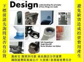 二手書博民逛書店Manufacturing罕見And Design: Understanding The Principles O