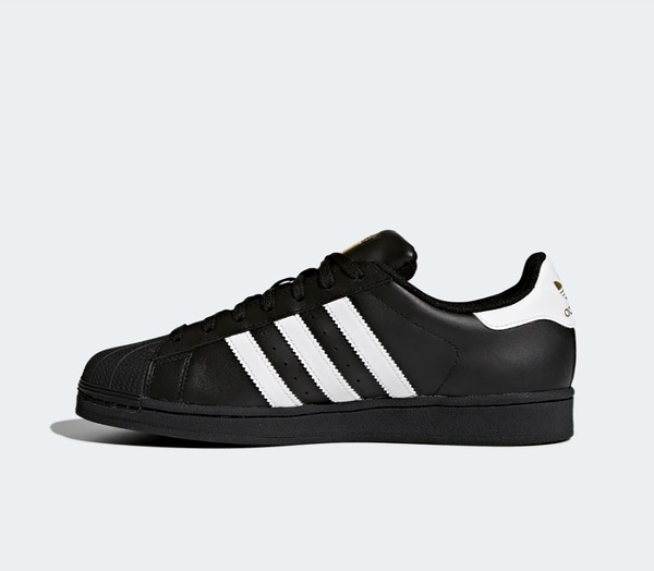 Adidas SUPERSTAR FOUNDATION 男女休閒鞋-NO.B27140