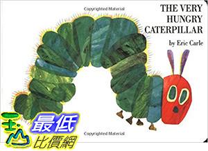[106美國直購] 2017美國暢銷書 The Very Hungry Caterpillar