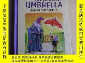二手書博民逛書店The罕見Strange Umbrella And Other
