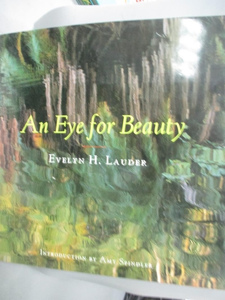 【書寶二手書T5/藝術_XEW】An eye for beauty : the photographs of Evely