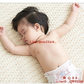嬰兒隔尿墊可洗防水透氣彩棉新生兒童用品大號超大床單姨媽墊【齊心88】