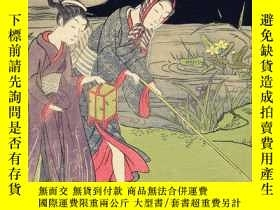 二手書博民逛書店The罕見Printer s Eye: Ukiyo-e from