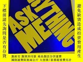 二手書博民逛書店Ask罕見Me Everything【有破損】不影響閱讀Y28297 Dk Publishing Dk Chi