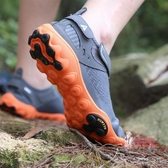 登山鞋 戶外徒步鞋男女春夏季輕便透氣休閒運動鞋速干防滑攀巖登山鞋 2色 35-40