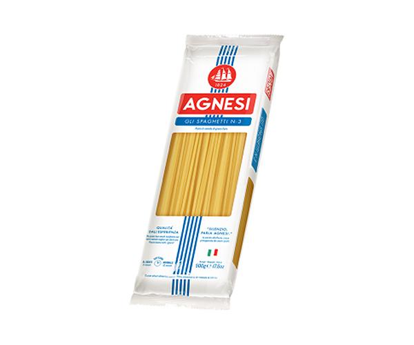 開元食品 Agnesi雅帆義大利麵500g