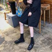 小皮鞋女秋季新款洋氣百搭軟皮英倫風潮學院韓版單鞋   韓流時裳