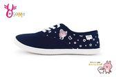 卡娜赫拉 童鞋 女鞋 MIT 柔軟休閒鞋 K7467#藍色◆OSOME奧森鞋業
