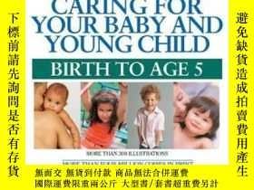 二手書博民逛書店Caring罕見For Your Baby And YoungY364682 American Academy