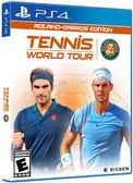 PS4 網球世界巡迴賽 羅蘭加洛斯版(美版代購)