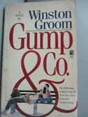 【書寶二手書T4/原文小說_IMM】Gump & Co_Winston Groom