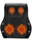 頸部按摩儀 肩頸椎按摩器儀頸部肩部腰部背部全身多功能家用電動脖子枕頭靠墊 宜品