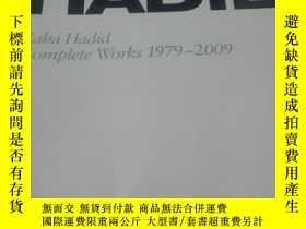 二手書博民逛書店HADID-罕見Complete Works(1979-2009