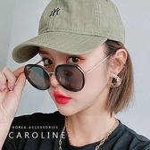 《Caroline》年度最新網紅款潮流行百搭抗UV時尚太陽眼鏡 72554