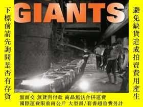 二手書博民逛書店Steel罕見Giants: Historic Images f