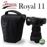 Jenova 吉尼佛 相機包 ROYAL11 三角包 一機一鏡 附減壓背帶 防雨罩