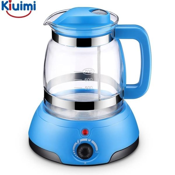 恆溫調奶器 開優米恒溫調奶器玻璃水壺智慧寶寶溫暖奶嬰兒泡沖奶機器熱奶器【小天使】
