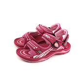 G.P(GOLD PIGEON) 涼鞋 防水 雨天 桃紅色 大童 童鞋 G8683B-45 no932