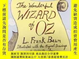 二手書博民逛書店(罕見~)The Wonderful Wizard of Oz9
