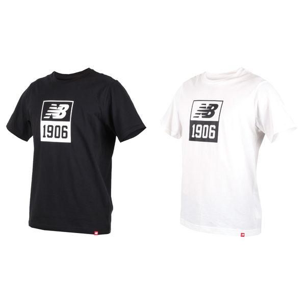 NEW BALANCE 男短袖T恤 (短T 短袖上衣 慢跑 路跑 NB≡體院≡