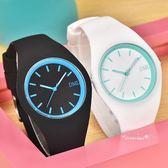 兒童手錶 手錶運動男防水夜光女小學生情侶兒童潮流韓版大簡約風電子錶 3色