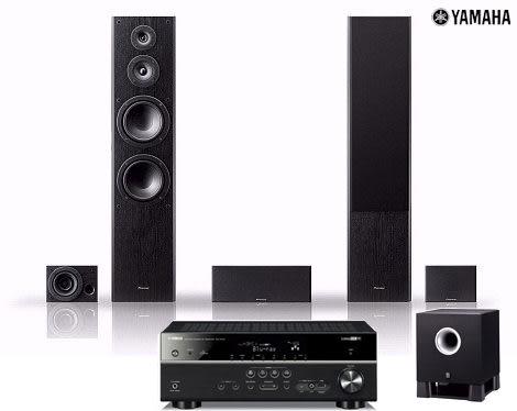 *亞哥音響* YAMAHA RX-V473 +YAMAHA NS-150F系列 2012年最新鉅作,延續日本第一榮耀