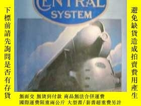 二手書博民逛書店The罕見History of the New York Central System (Great Rails