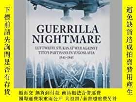 二手書博民逛書店Guerrilla罕見Nightmare (damaged)-遊擊噩夢(損壞)Y414958 出版202