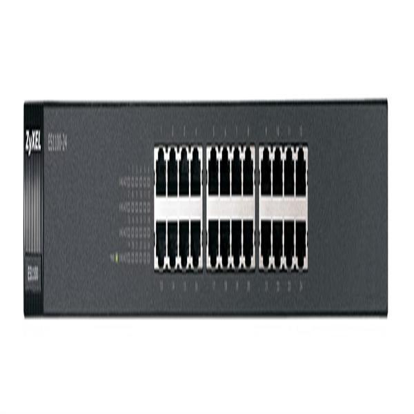◤全新品 含稅 免運費◢ ZyXEL ES1100-24 L2 無網管型網路交換器