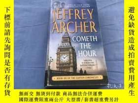 二手書博民逛書店Archer罕見Jeffrey-Cometh The Hour
