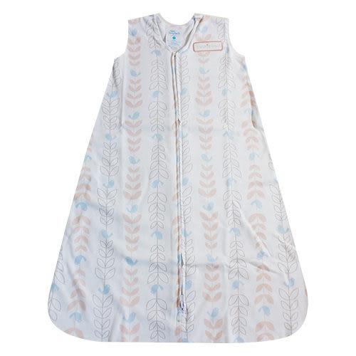 【HALO】純棉防踢包巾-粉色小鳥 S號 #10258