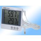 泰菱電子◆DTM-303B 室內外二用大型顯示溫濕度計 溫溼度計 TECPEL