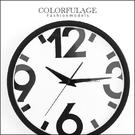 SEIKO日本精工 超大數字設計時鐘 柒彩年代【NE926】原廠公司貨