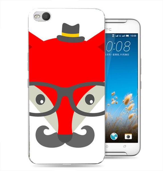 ♥ 俏魔女美人館 ♥HTC One X9 紅狐狸*水晶硬殼 手機殼 手機套 保護殼