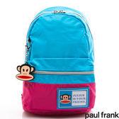 Backbager 背包族【Paul Frank大嘴猴】太空衣系列小童後背包/兒童後背包/後背包_藍色
