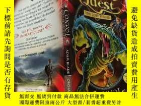 二手書博民逛書店the罕見lost world---convol the cold-blooded brute (beast qu
