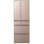 【HITACHI 日立 日本原裝】561公升變頻六門電冰箱 RXG570JJ-XN 琉璃金 比漾廣場
