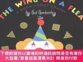 二手書博民逛書店The罕見Wing On A FleaY255174 Ed Emberley Little Brown &am