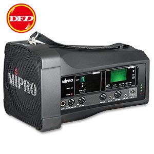 MIPRO 嘉強 MA-100SB UHF 單頻道 支援USB (新寬頻)攜帶式無線喊話器 可搭無線麥克風/領夾 取代MA-100su