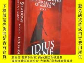 二手書博民逛書店Book罕見of Shadows: The Guardians
