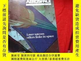 二手書博民逛書店Aerospace罕見AmericaY16696 USA USA