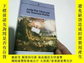 二手書博民逛書店罕見實拍;Jude the Obscure by Thomas