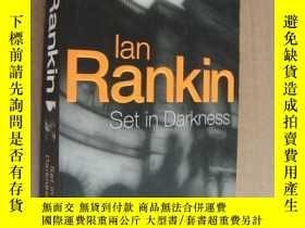 二手書博民逛書店Set罕見in Darkness by Ian RankinY1