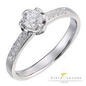 GIA鑽石戒指 30分FSI2 亞帝芬奇 唯一愛鑽戒